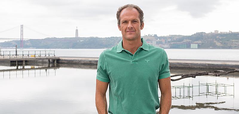 Luís Ahrens Teixeira, sócio-gerente Herdade da Cortesia Hotel