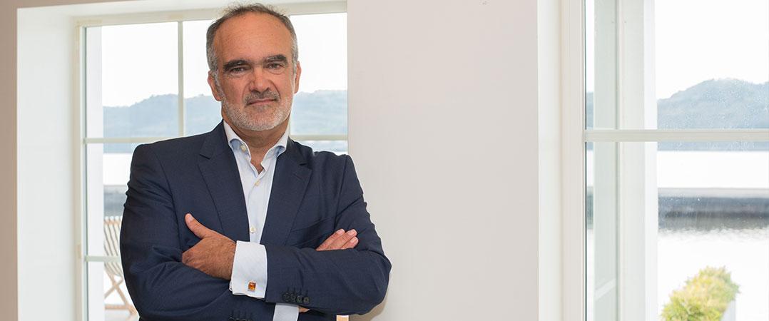 Ricardo Luz, empresário