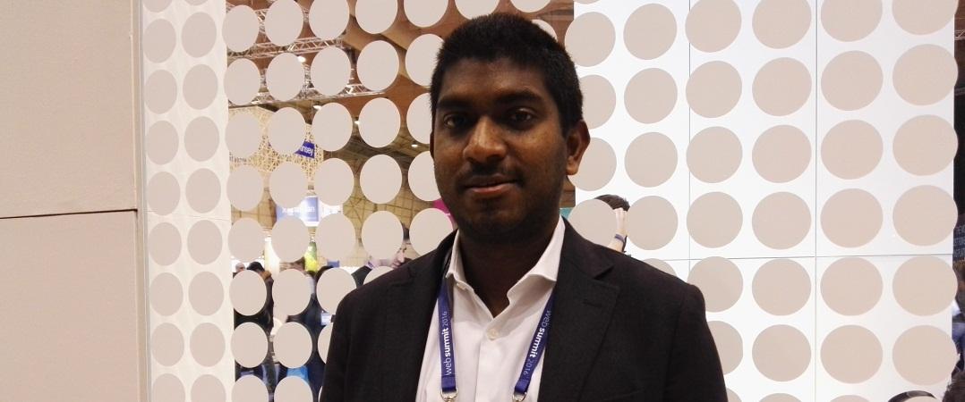 Vinoth Jayakumar, Principal da Draper Esprit