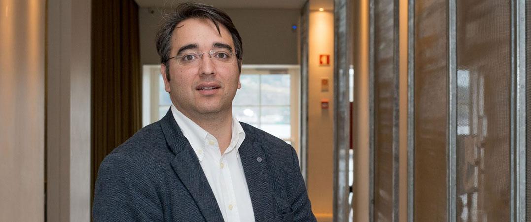 Alexandre Pinto, cofundador da iClio e da CoolFarm