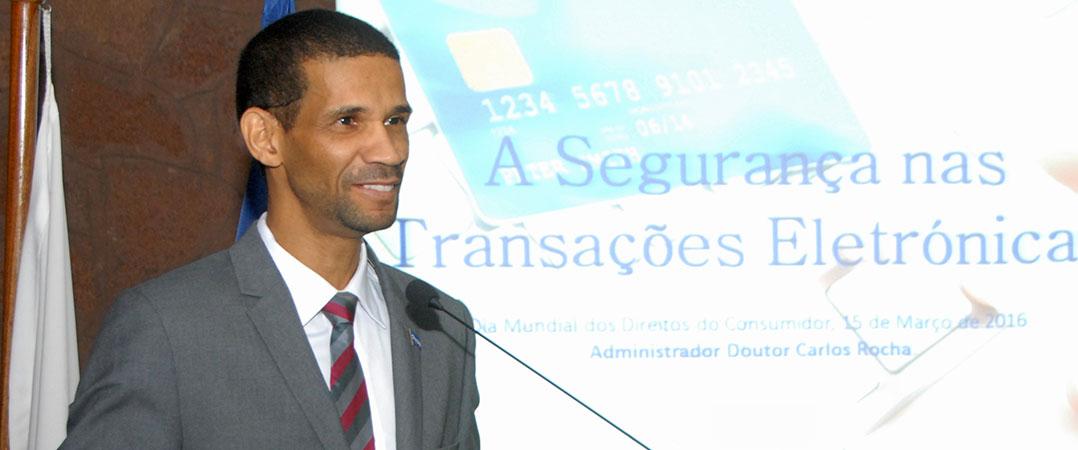 Carlos Rocha, administrador do Banco de Cabo Verde