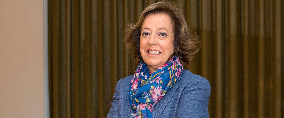 Isabel Amaral, especialista em protocolo e comunicação intercultural