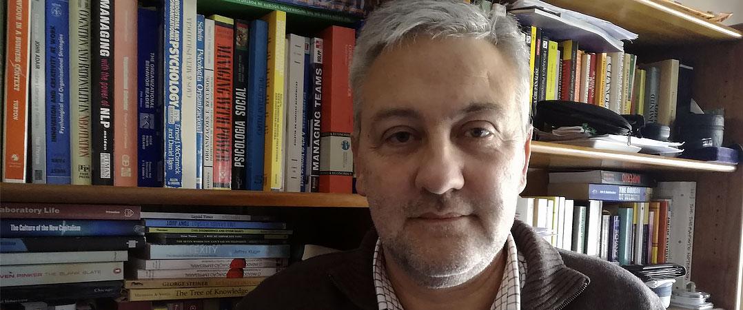 José Manuel Fonseca, investigador