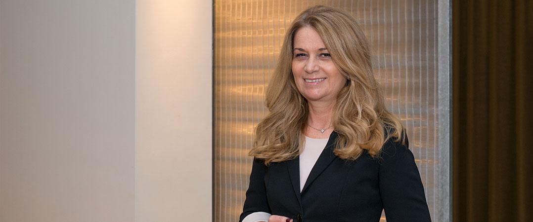 Margarida Sá Costa, presidente do Lide Mulher Portugal