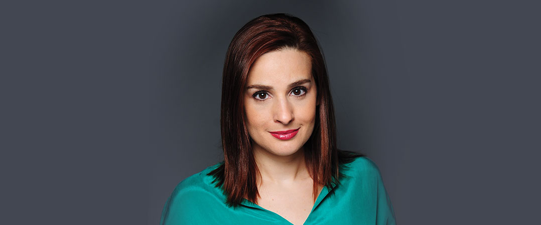 Rita Carvalho, consultora de Comunicação e Imagem