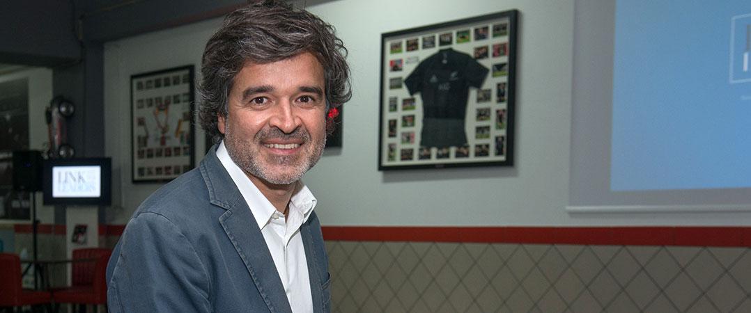 Rui Paiva, presidente executivo da WeDo Technologie