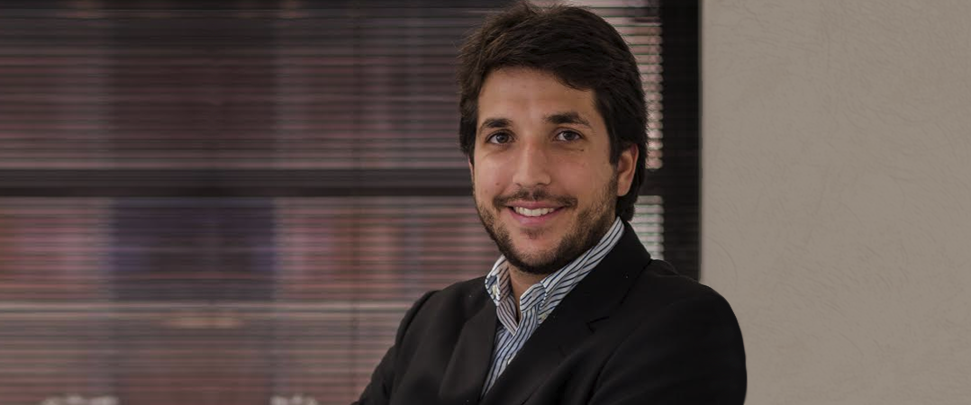 João Roberto Magalhães, investidor em start-ups