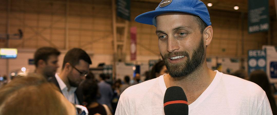 Bay McLaughlin, cofundador da Brinc.io