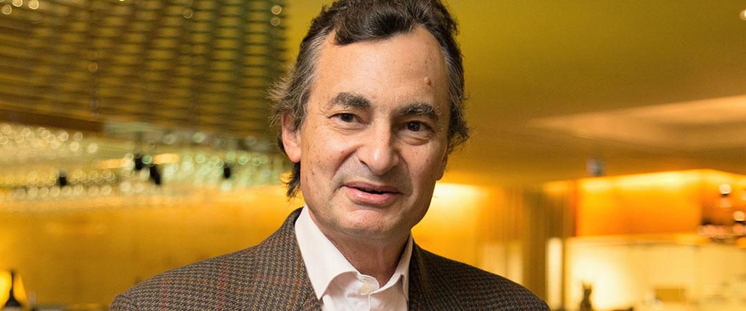 João Palmeiro, presidente da Associação Portuguesa de Imprensa