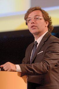 Carlos Oliveira, presidente da InvestBraga