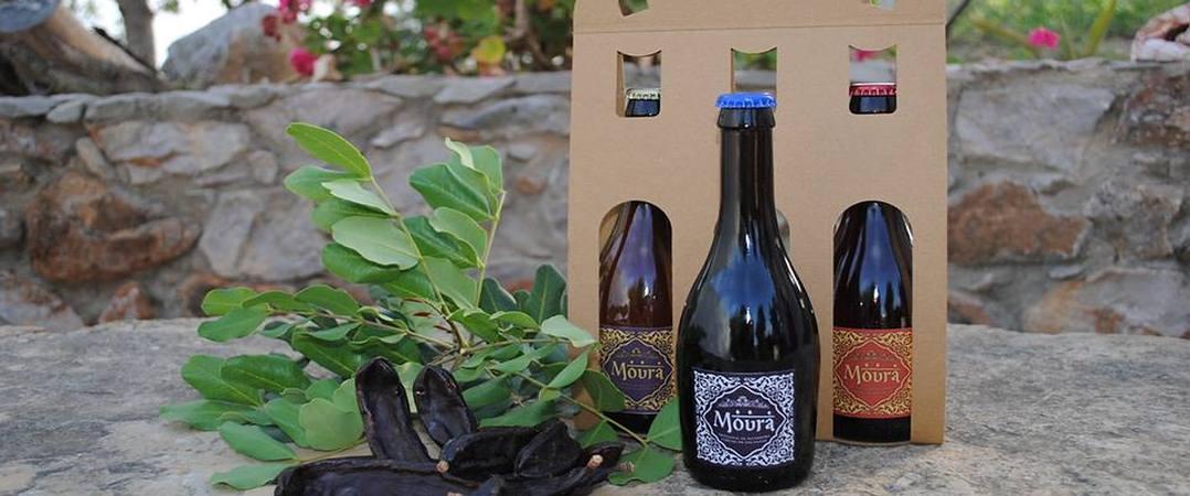 Moura quer encantar o paladar dos investidores com a sua cerveja artesanal
