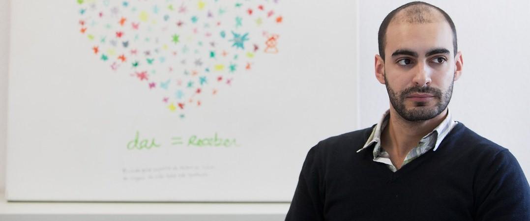 Marco Barbosa, CEO da eSolidar
