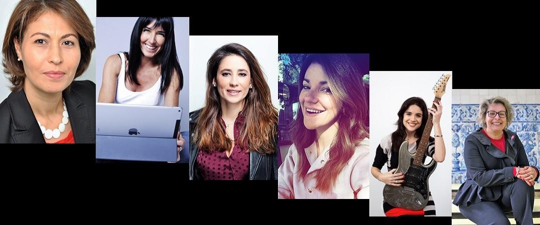 6 Mulheres Empreendedoras
