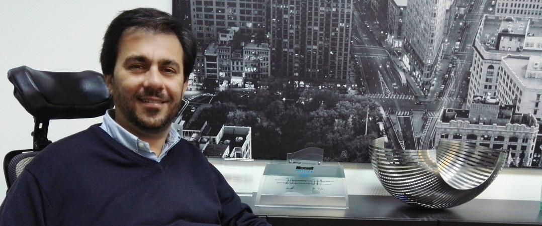 Ricardo Teixeira, CEO da DigitalWorks, Compuworks e da Jumpmaster - Investments