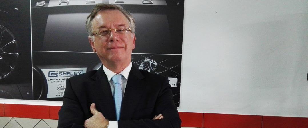 Jorge Gabriel, administrador da FLAD