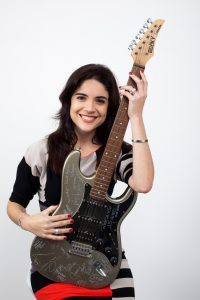 Roberta Medina, vice-presidente do Rock in Rio