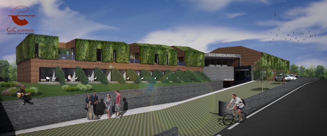 Projeto aprovado pelo Turismo de Portugal está à procura de investidores
