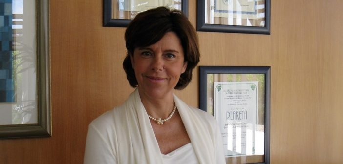 Luísa Coutinho, diretora executiva do European Federation of Welding, Joining and Cutting