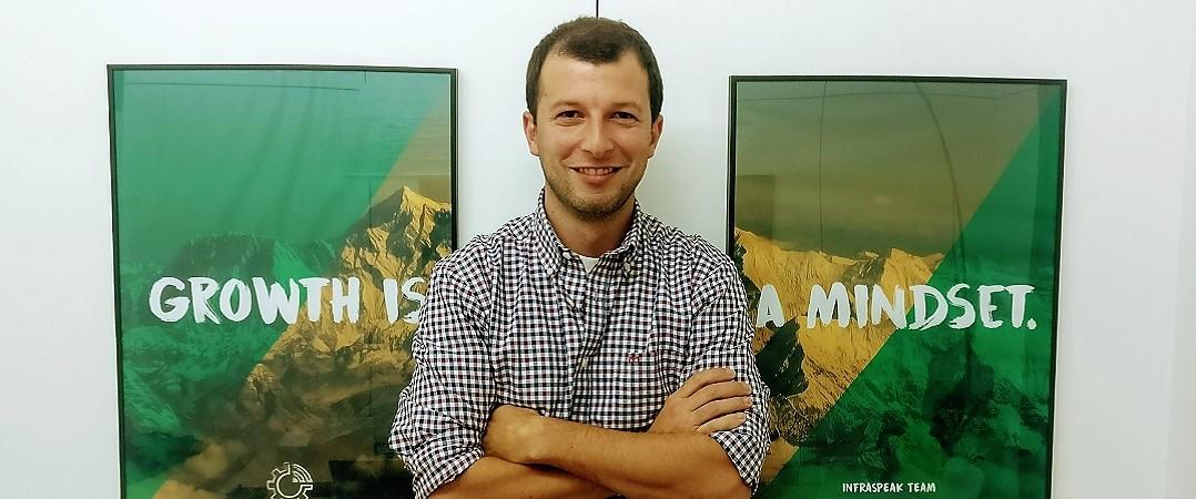 Felipe Ávila da Costa, CEO da Infraspeak