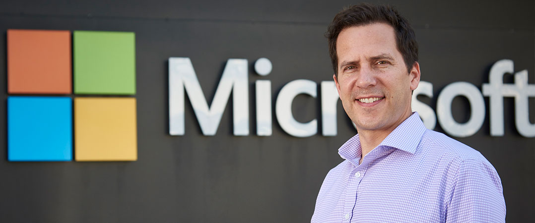 Jason Nadal, lead innovation and evangelist da Microsoft Portugal