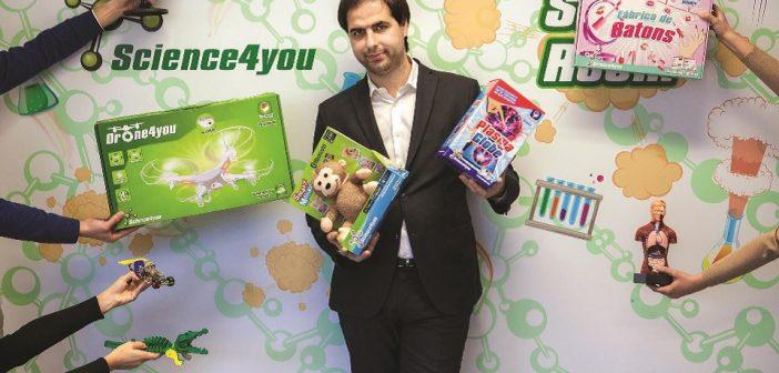 Miguel Pina Martins, CEO da Science4you