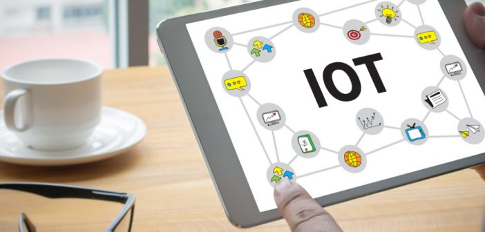 10 das starts-up da Internet of Things
