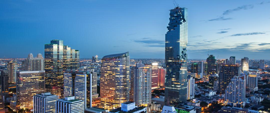 "O ""boom"" das start-ups tailandesas"
