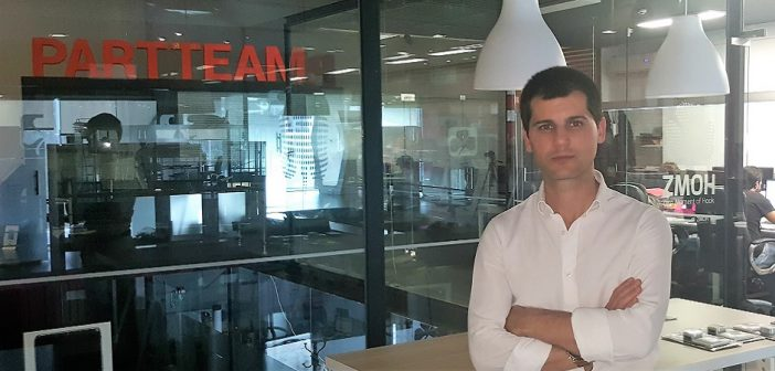Miguel Soares, fundador e CEO do Partteam Group Portugal