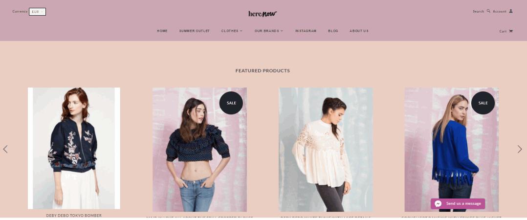 abe2ff1c4 Loja online multimarcas quer revolucionar moda feminina