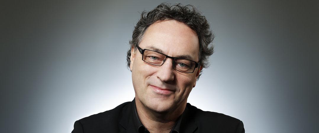 Gerd Leonhard, future strategist e CEO da The Future Agency