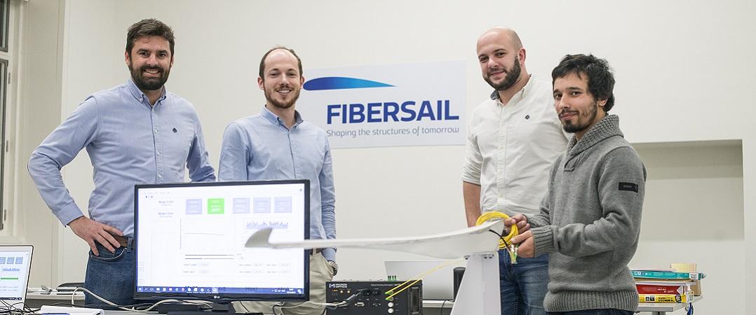 Pedro Pinto, cofundador e CEO da Fibersail