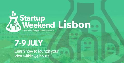 Startup Weekend Lisbon 2017