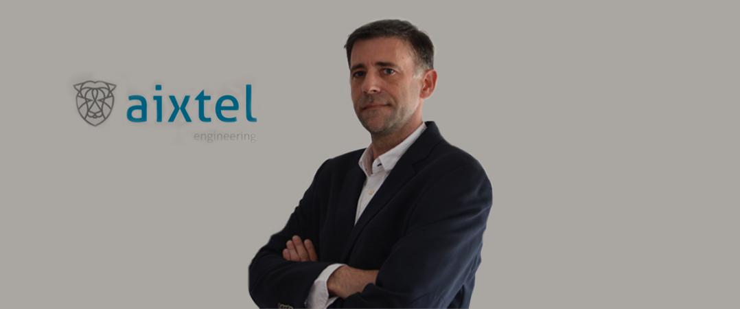João Sousa Guedes, CEO da AIXTEL