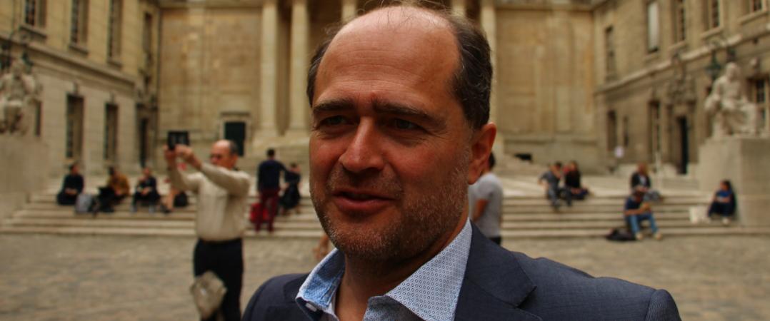 Miguel Henriques, vice-presidente do Clube de Business Angels de Lisboa