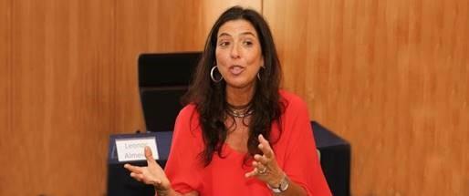 Leonor Almeida, coordenadora do Mestrado em Gestão do Potencial Humano do ISG