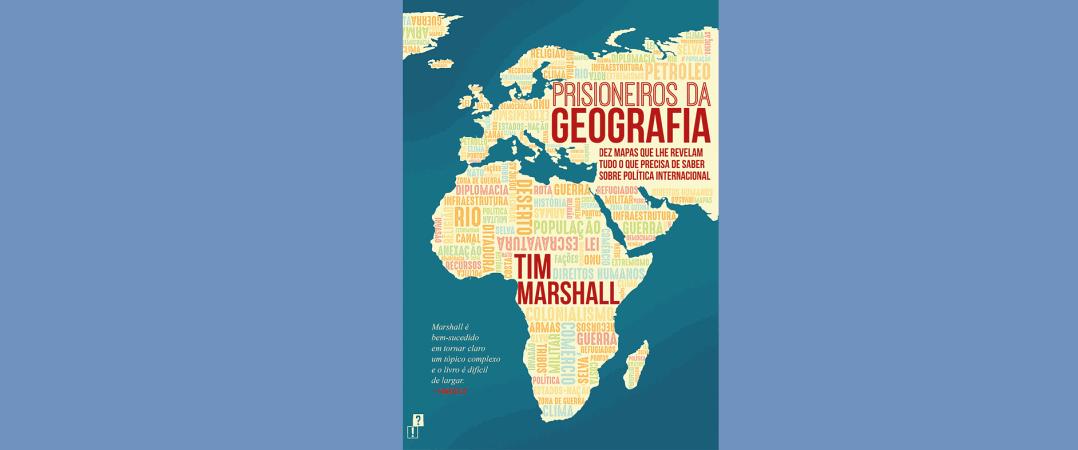 A Ler: Prisioneiros da Geografia