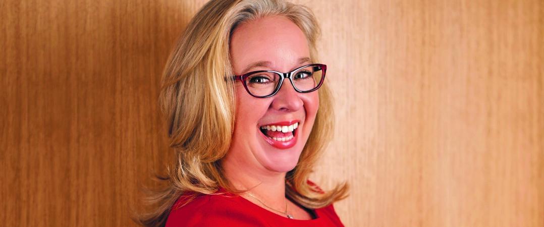 Laura Overton, fundadora e CEO da Towards Maturity