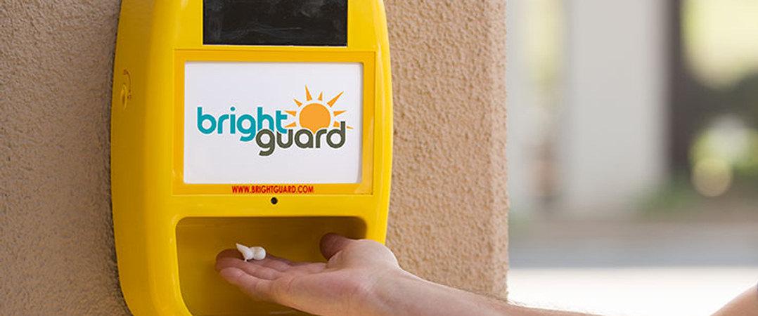 BrightGuard, a start-up que distribui protetor solar gratuito