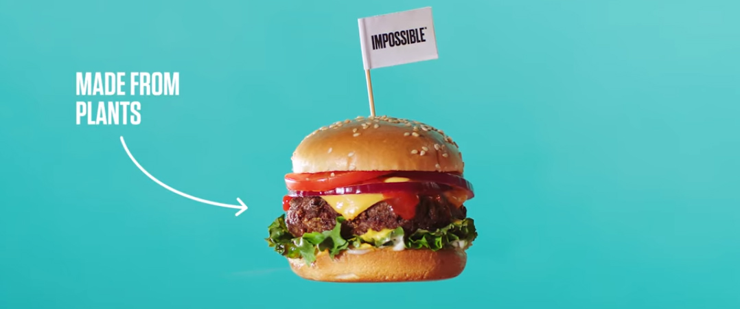 Impossible Burger - As 10 grandes invenções tecnológicas de 2019, segundo Bill Gates