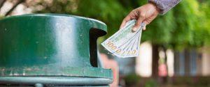 10 comportamentos que o impedem de ser rico