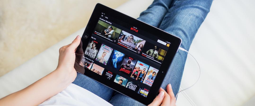 Netflix: Um agosto a escaldar