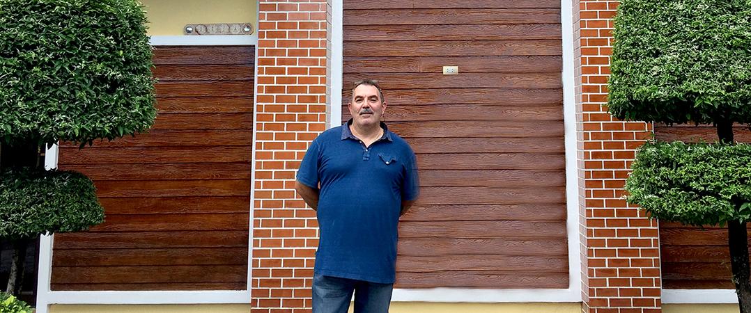 Entrevista Luis Vieira | Elide Fire Extinguishing Ball