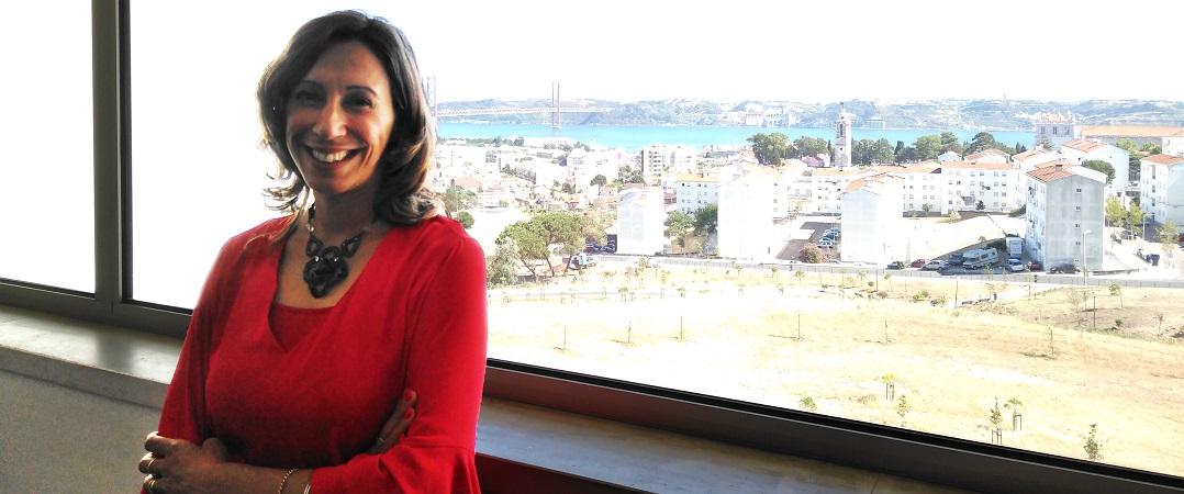 Professora Patrícia Jardim Palma