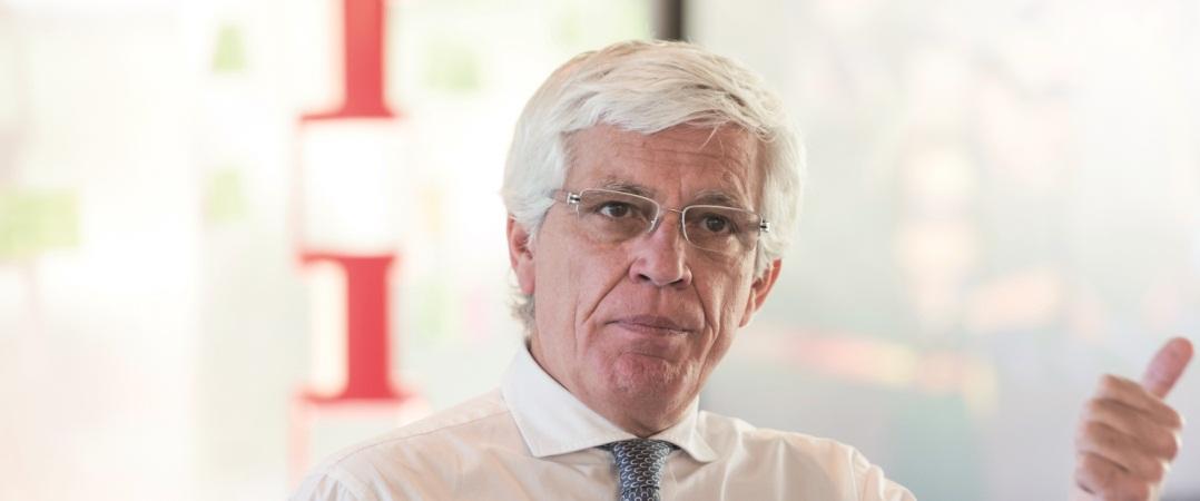 Jorge Fesch, CEO e chairman da Sakthi Portugal