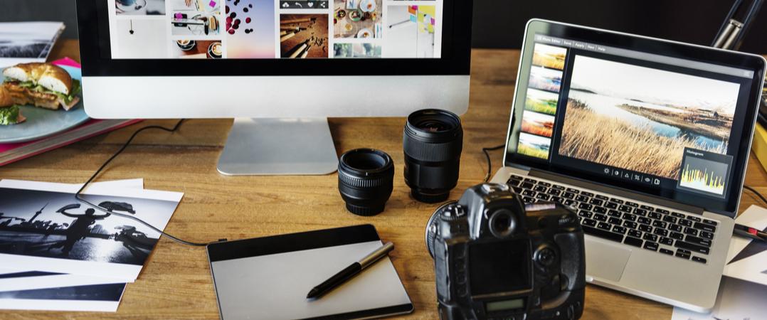 Atenção investidores. Aplicação para otimização de fotografias procura parceiros