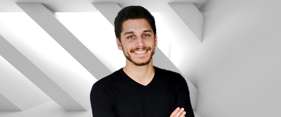 Sérgio Ribeiro, CEO e cofundador da Planetiers