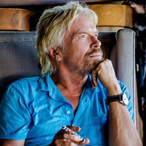 Richard Branson, fundador do grupo Virgin. | Conselhos de empreendedores bem-sucedidos a fundadores de start-ups
