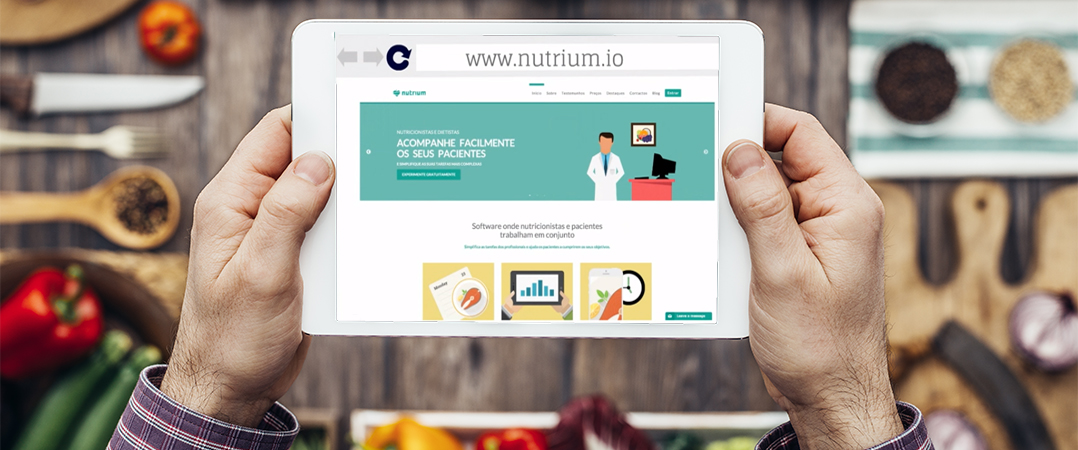 Investidores apostam na Nutrium