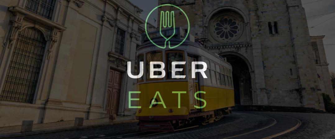 Almoço entregue ao escritório? UberEATS