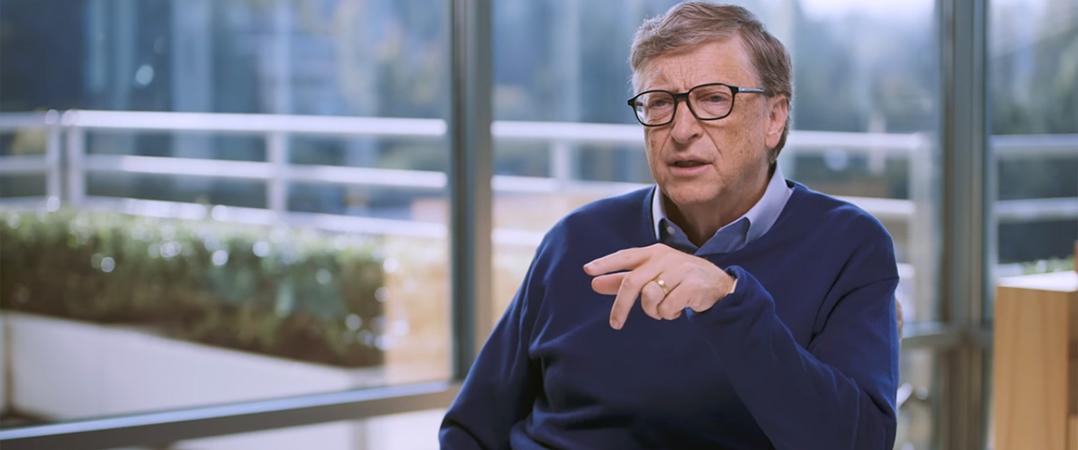 As 10 grandes invenções tecnológicas de 2019, segundo Bill Gates